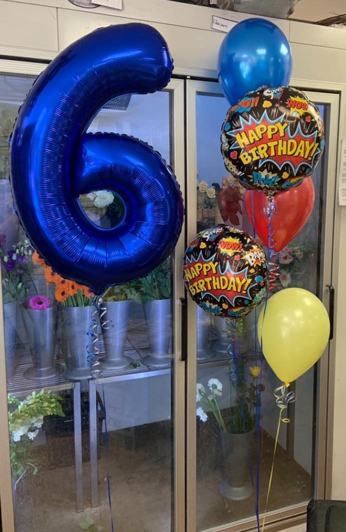 Happy 6th Birthday