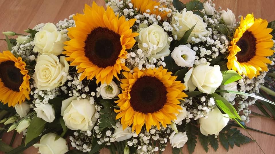 Sunflowers Long & Low