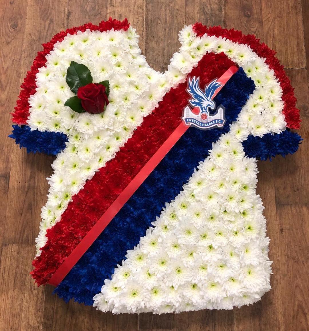 Crystal Palace FC Away Shirt 18/19 £120.00
