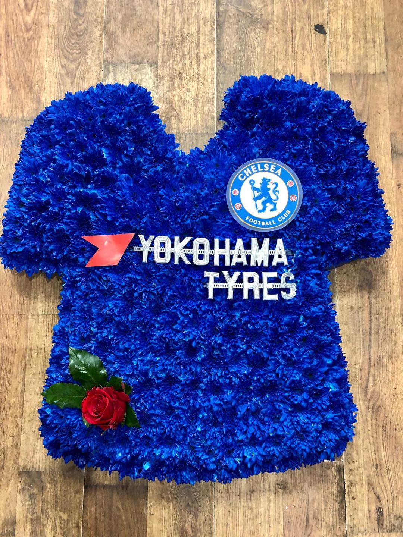 Chelsea FC Home Shirt 19/20 £120.00