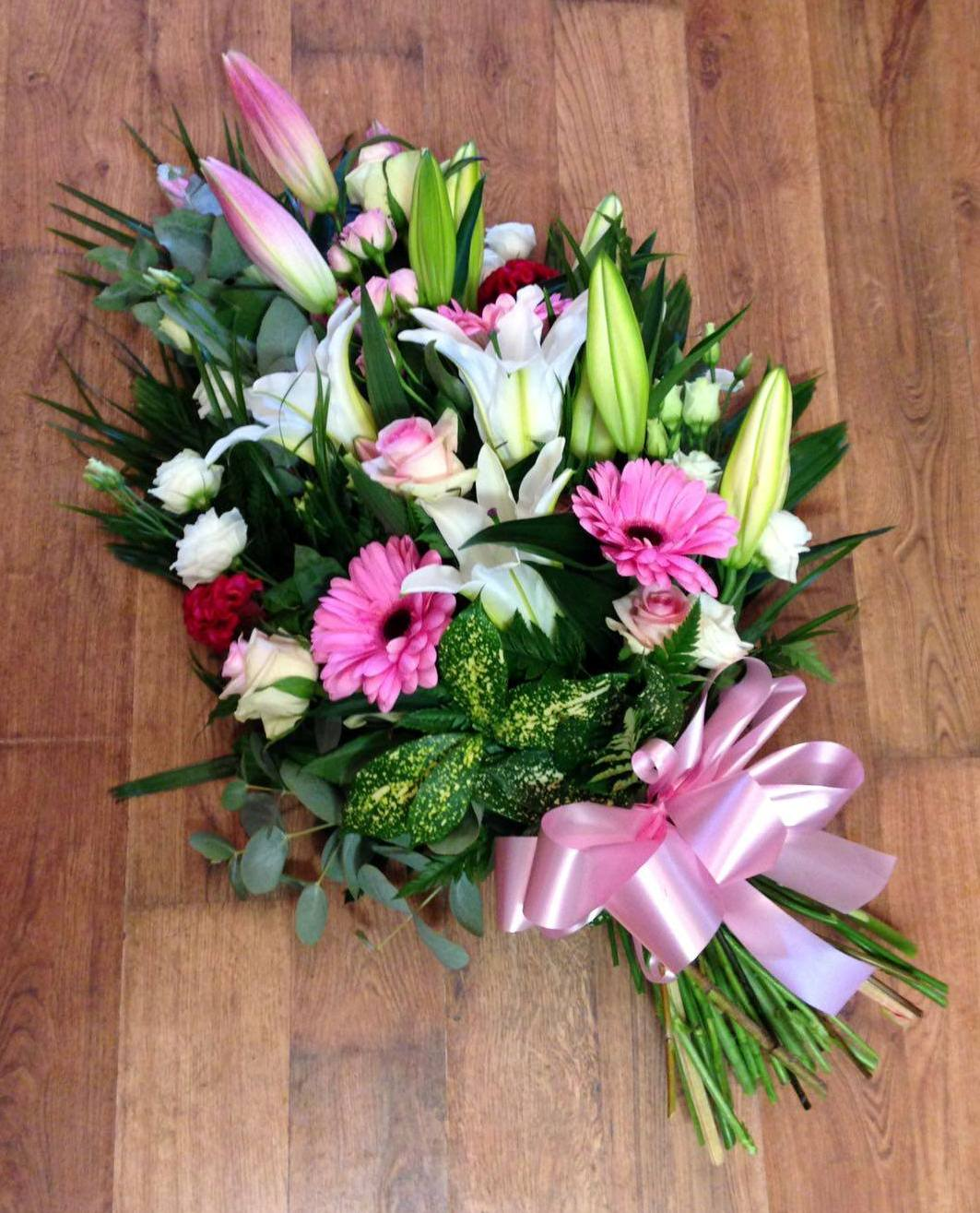 All Pink Sheaf from £50.00
