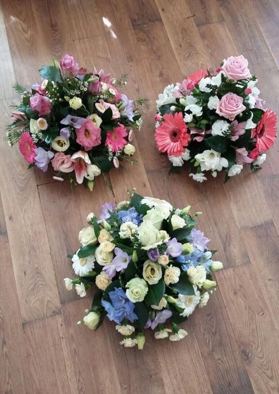 Posy Bowls from £25.00 each