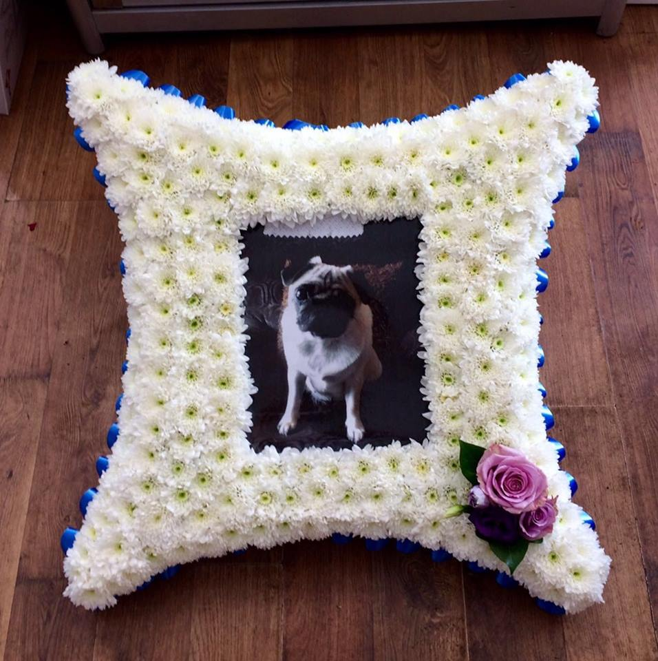 Cushion with Photo from £50.00