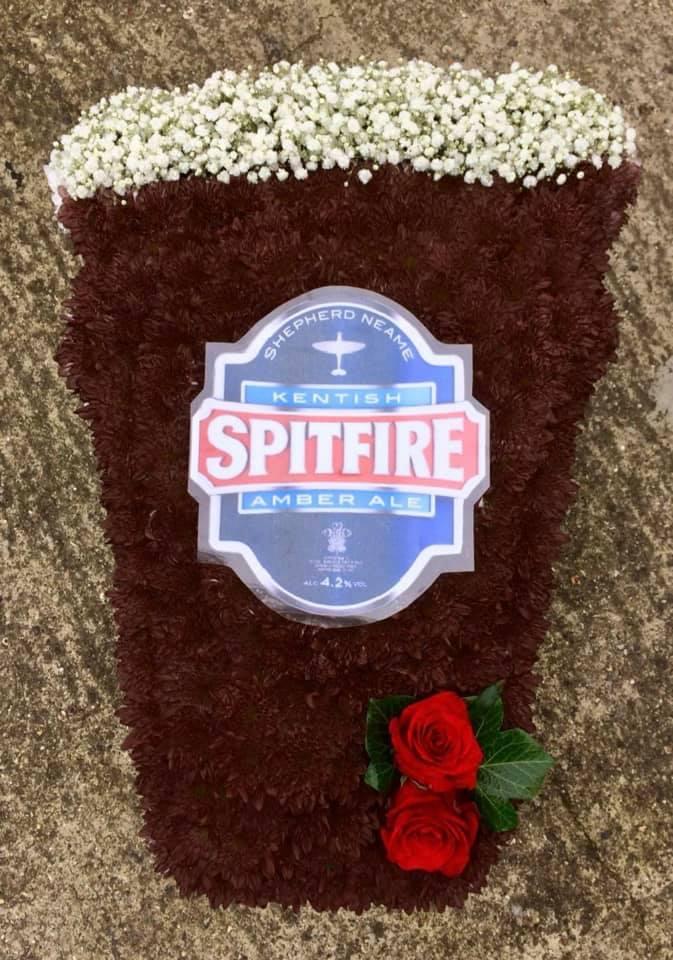 Pint of Spitfire POA