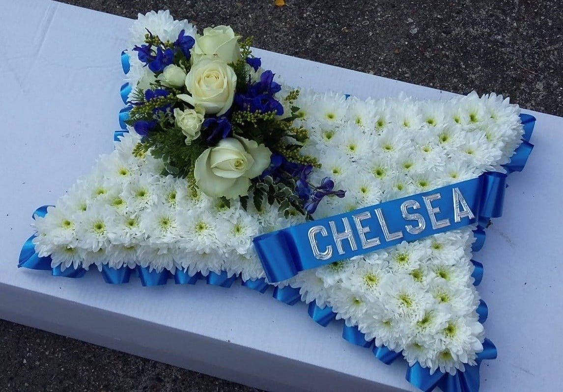 Chelsea FC Pillow from £50.00