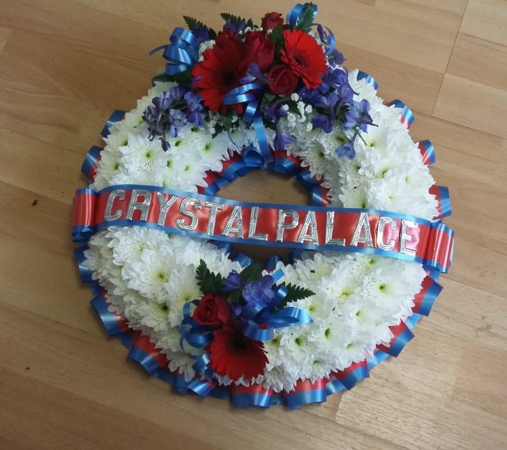 Crystal Palace Wreath