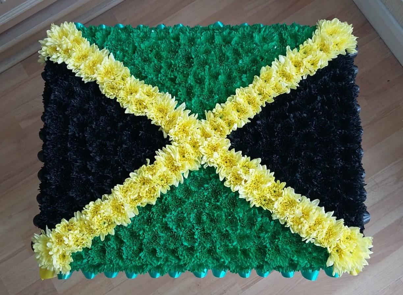 Jamaican Flag £120.00