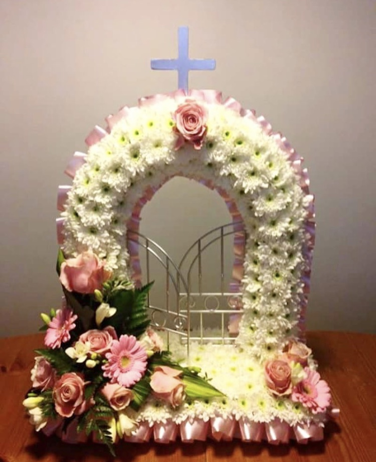 Pink Gates of Heaven £125.00