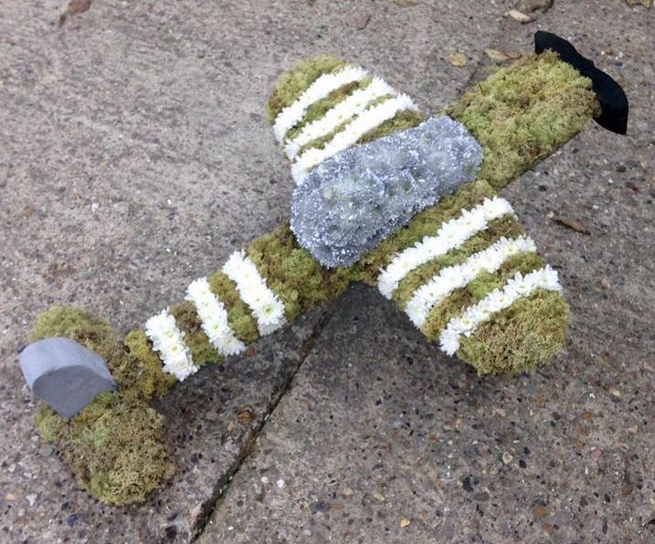 Spitfire Plane POA