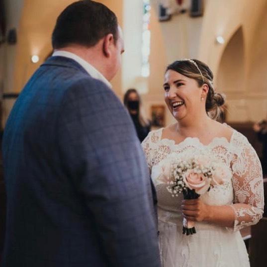 Mr & Mrs Murray 04-04-21